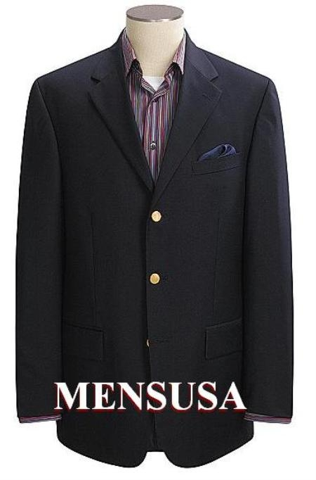 SKU#BDY429 Reg: $795 Dark Texturized Shark Skin Black Mens Dress Blazer 3 Button Wool Side Vents $159
