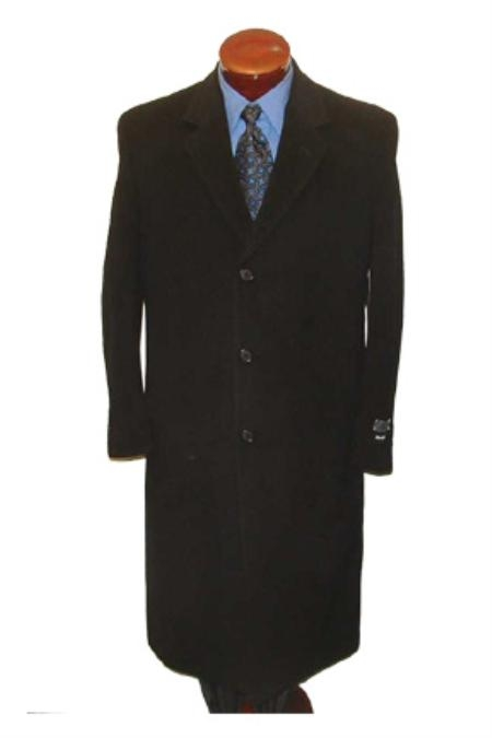 SKU#WTXCoat03 Stylish Classic single breasted overcoat fashion~business in 3 Colors