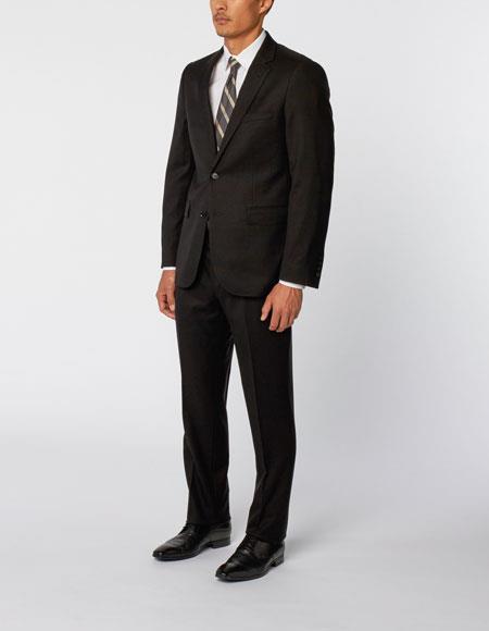 Enzo Tovare Authentic Brand Men's Black Single