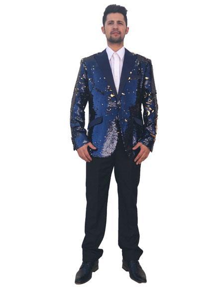 Men's Cheap Priced Navy Blazer ~ Sport Coat