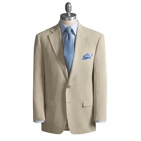 SKU# 2TT-1 Small Shadow Tone on Tone Stripe Light Weight Fabric Suit Comes in 4 Colors 2 Button Sty