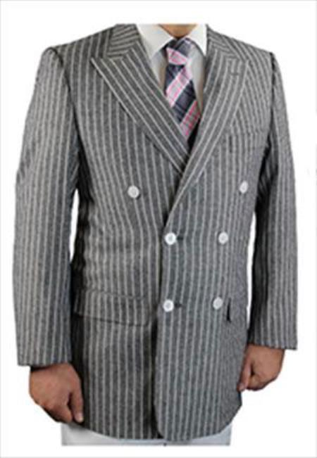 Stacy Adams Peak Lapel