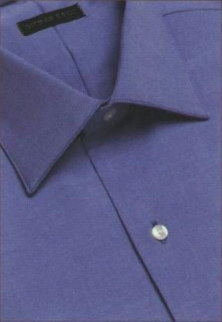 Gitman 80's 2-ply Pinpoint Solid Color Dress Shirts Many Colors $100
