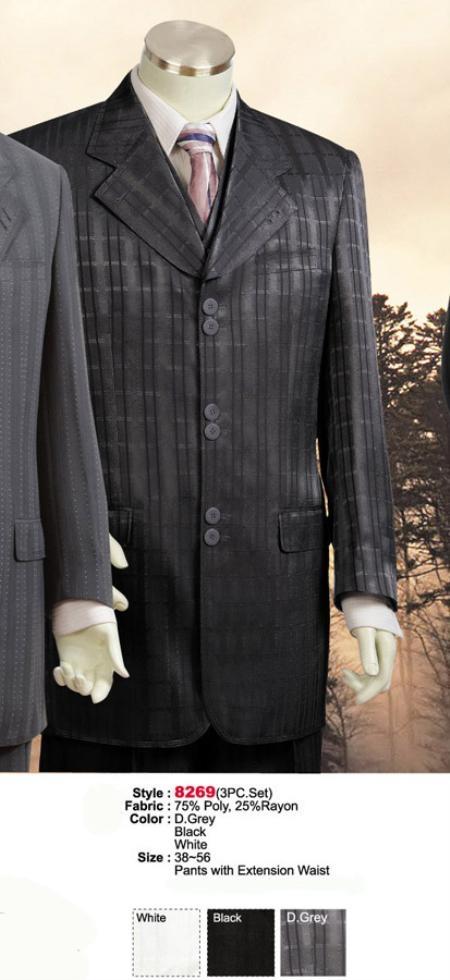 SKU#MU2828 Style comes in Dark Grey or Black or White $199