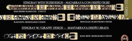 Diamond Belts Stingray W/