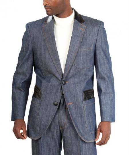 SKU#AC-169 Fashion Two Button