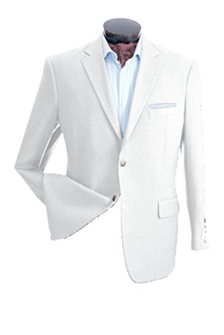 Mens Two Button White Cheap Priced Designer Fashion Dress Casual Blazer On Sale Blazer