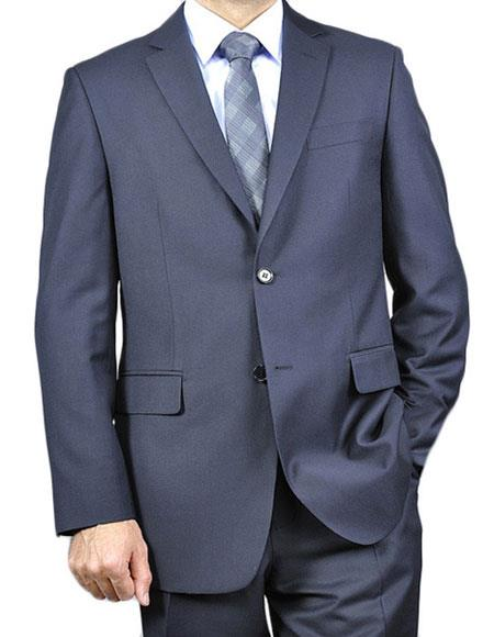 Buy CH1386 Men's Classic Two Buttons Single Breasted Authentic Giorgio Fiorelli Brand suits