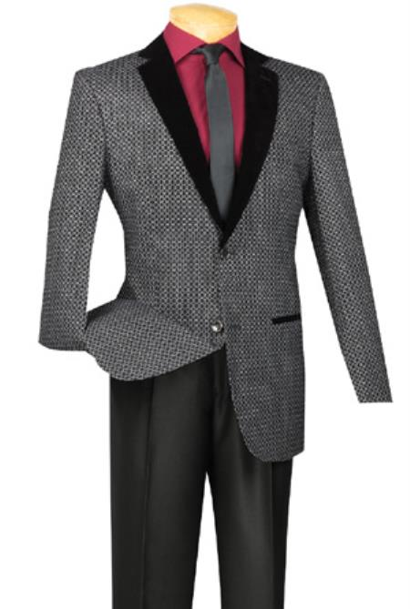 Two Buttons Slim Fit