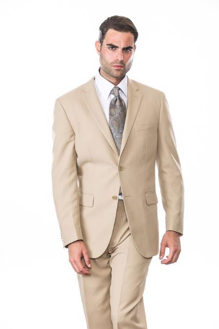 2 Button Super 150s Extra Fine Suit