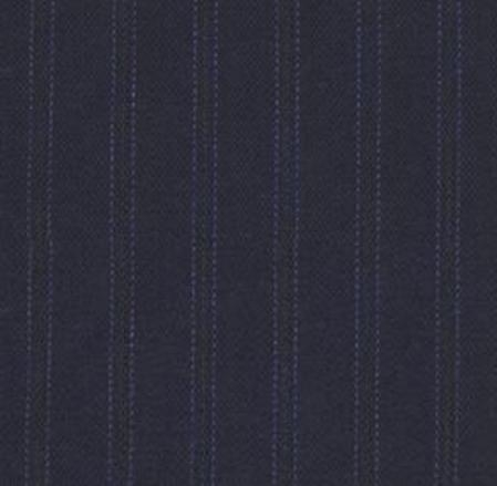 MensUSA.com Unique Exclusive Black With Lavender Purple Double Pinstripe 3 Button Wool Suit(Exchange only policy) at Sears.com