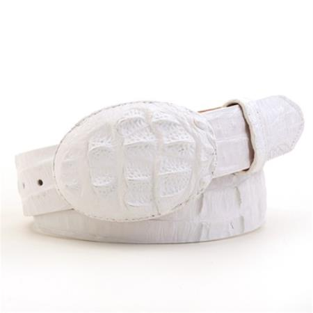 caiman ~ alligator Belt