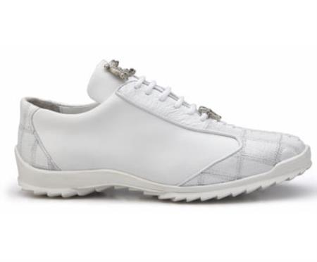 Paulo Authentic Authentic Genuine Skin Italian Brand Genuine White Ostrich and Soft Calf Leather Lining Oxford Shoes Perfect for Men