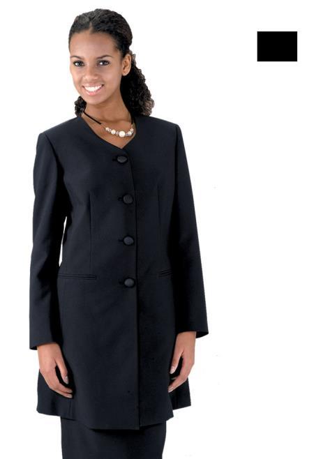 Dress Set Black White