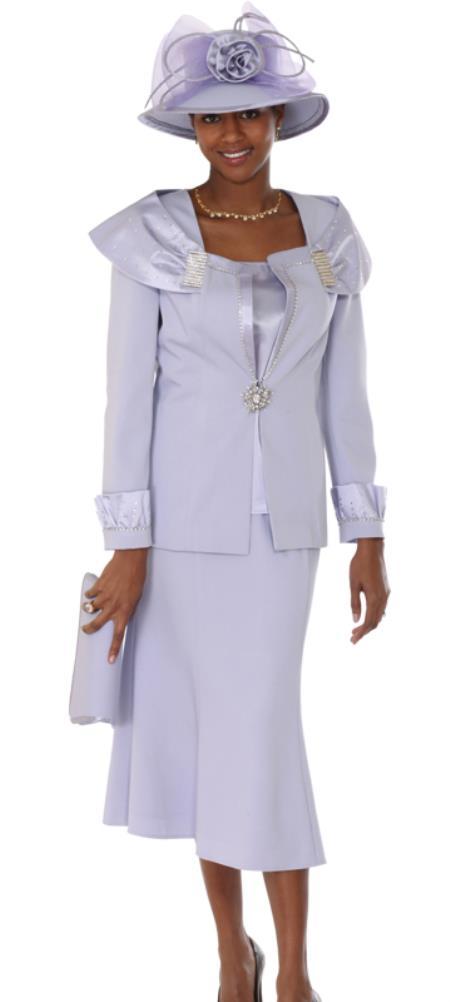 SKU#WO-117 Women 3 Piece Dress Set Perri