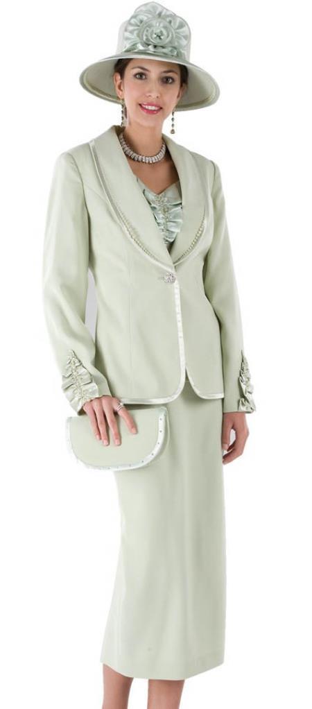 Dress Set Mint ~