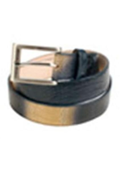 Belvedere Genuine Ostrich Belt $135