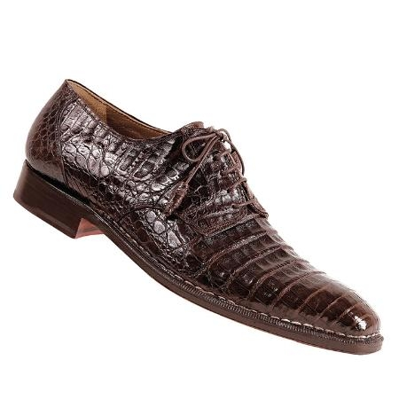 SKU#YHN3499 Brown Genuine Baby Crocodile $1180