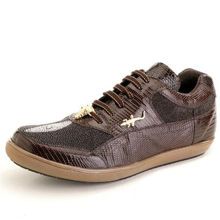 SKU#ZS8765 Brown Stingray & Lizard $499
