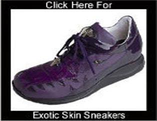 Exotic Sneakers