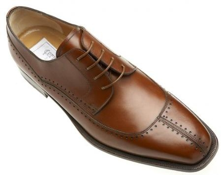 SKU#GM9911 Ferrini Genuine French Calf Shoes - Jamaica $365