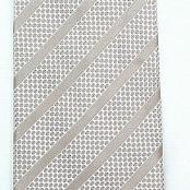 Silk Beige Woven Necktie