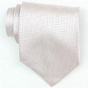 Silk Pink/Blue Woven Necktie