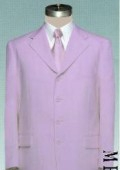 #MUC7 Beautiful Mens Lavender Dress With Pastel Smooth Soft Fabric $139