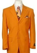 Beautiful Mens Orange Fashion