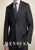 italian fabric Men's Suits