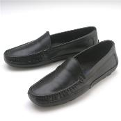 67022 Black A-line slip-on