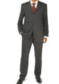 3 buttons Mens business Suit