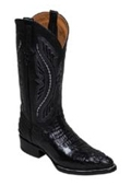 Caiman Tail in Black
