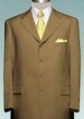 SKU#MUC74 Bronz Dress Party Lightweight and Comfortable Single Breast Suit $79