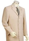 Button Brownpaper Mens Suit