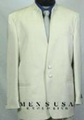 2 Button Front Ivory~Off