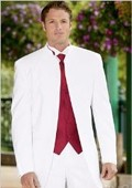 Fashion Collar Color Men's Tuxedos