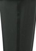 SKU#KWM634 Mantoni~Bertolini Umo Flat Front Pant Tuxedo Separates Pants $115