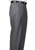 Men Pleated Dress Pants
