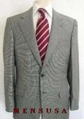 Checker Pattern Suit
