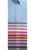 Gitman Colorful Reverse Stripe Button Down Dress Shirts Many Colors $135