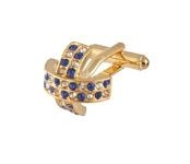 Gold Xk 0097G Blue&Dia
