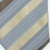 Silk Grey Beige Brown