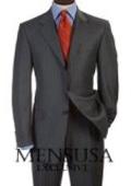 Dark Charcoal Suit