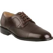 Dark Brown Captoe five