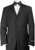 Super 110's Wool Tuxedo Jacket