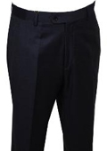 SKU#FG115 Dress Pants Charcoal Non Pleated Pants $89