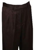 SKU#KD342 Dress Pants Pattern Wide Leg Wool $99