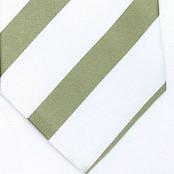 Silk White/Mint Woven Necktie