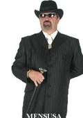 Fashion Long Zoot Suit